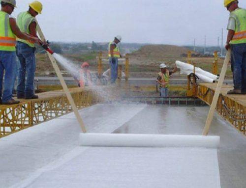 Chống nứt bê tông – Cách bảo dưỡng bê tông và các biện pháp khác
